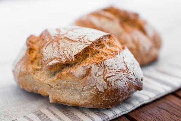 Casca de pão