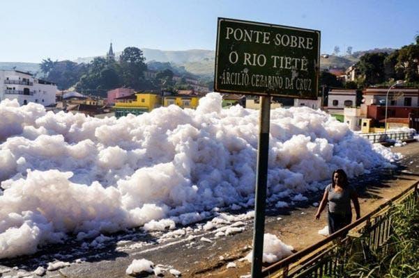 despoluir o Tietê
