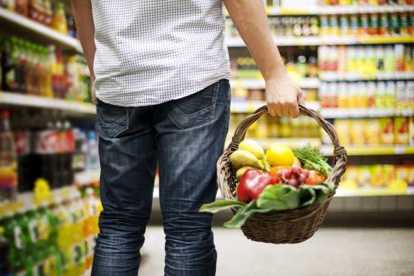alimentos supermercado