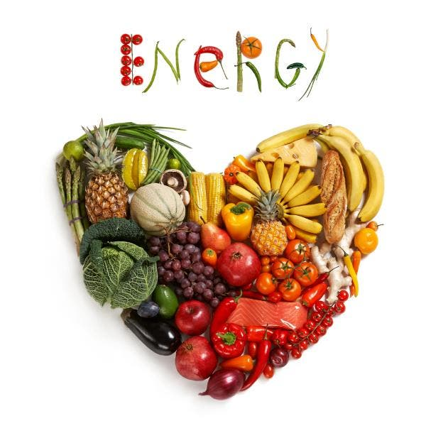 energia alimentos