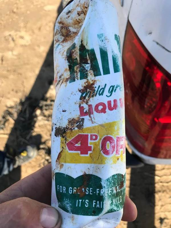 garrafa plastico gb