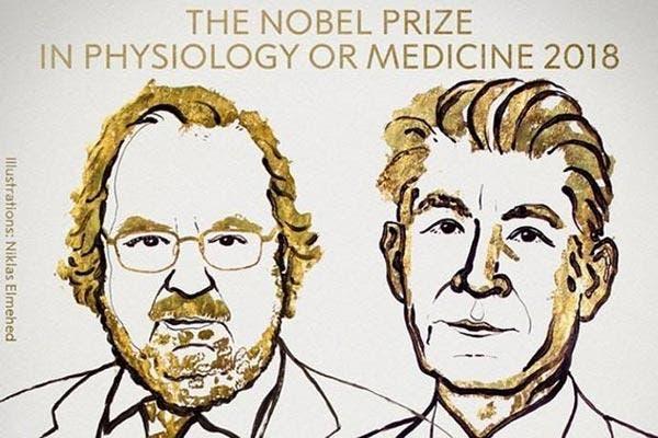Nobel Medicina 2018