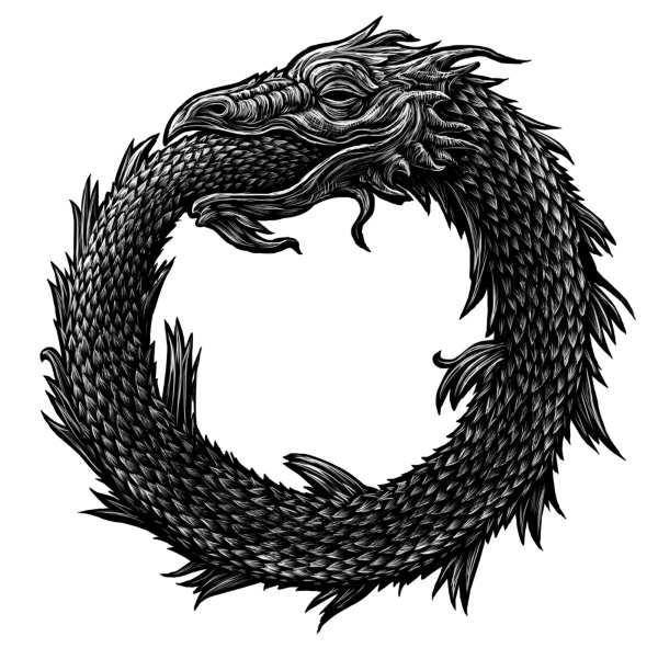 ouroboros dragao