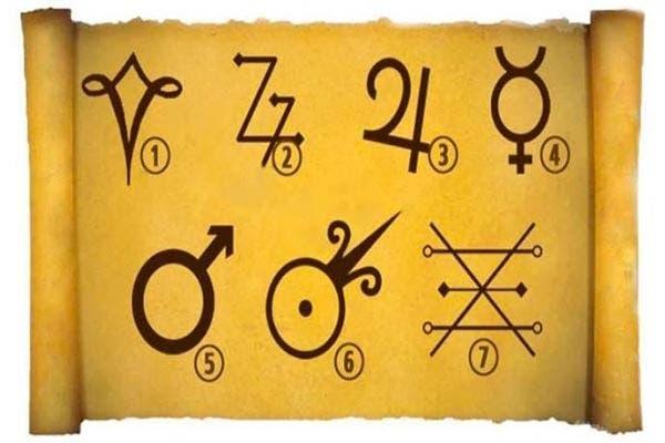 simbolos alquimia