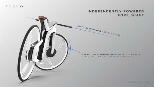 tesla bike 2