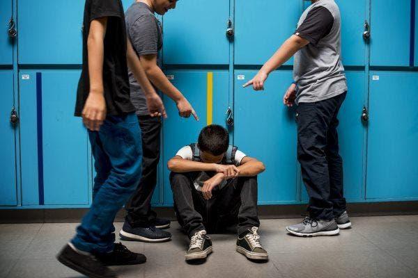 bullying em escola