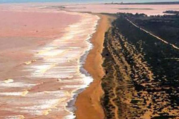 Lama litoral Espirito Santo