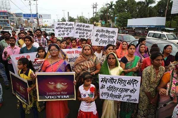 estupro India