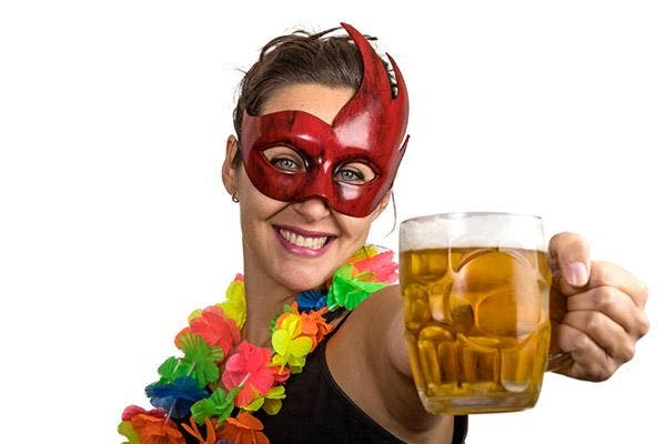 Carnaval mais Alcool