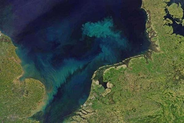 oceanos mudarão de cor
