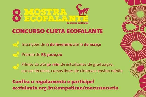 Ecofalante concurso curtas