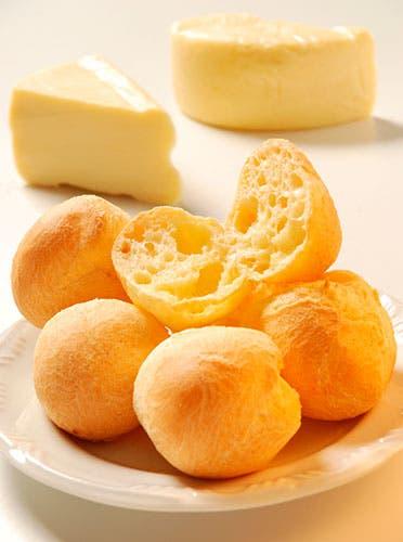 pao de queijo crocante