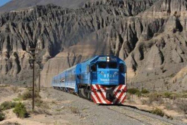 Trem la Quebrada