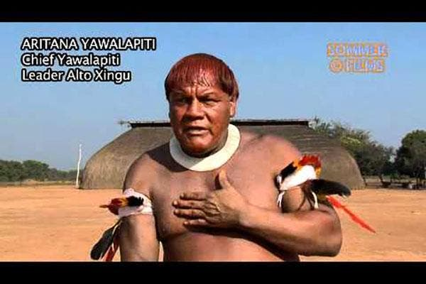 Aritana Yawalapiti