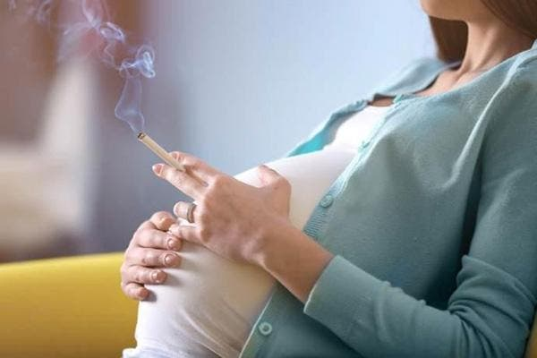 fumar gravidez