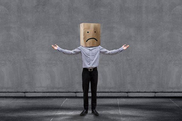 infelicidade