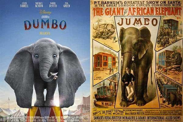 Dumbo e Jumbo