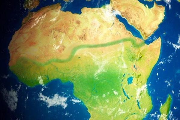 Grande Muralha Verde África
