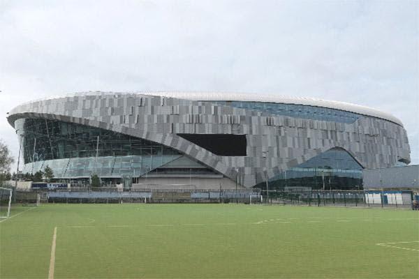 Tottenham estádio