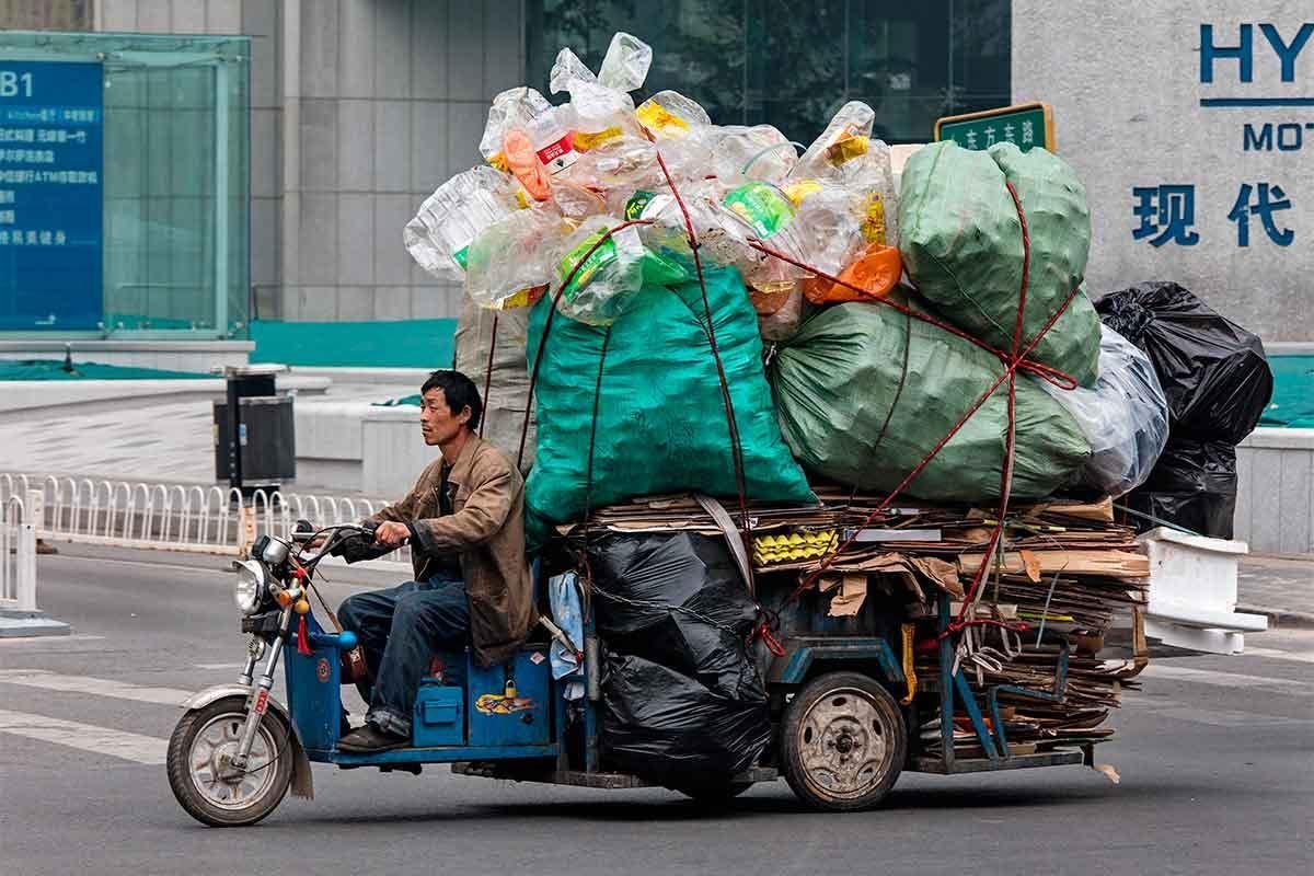 Lixo China