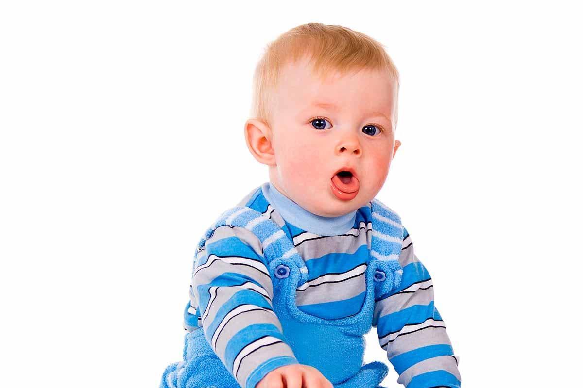 tosse do bebê