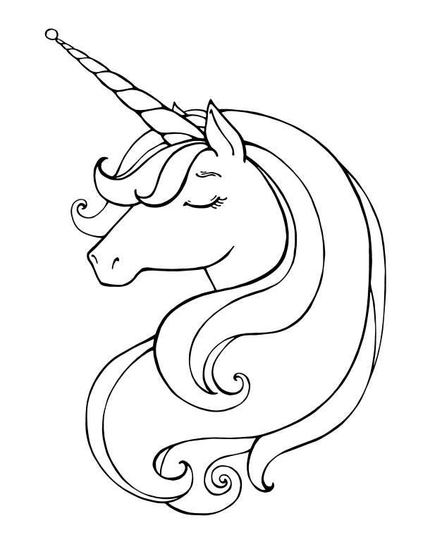 unicornio imagens colorir 5