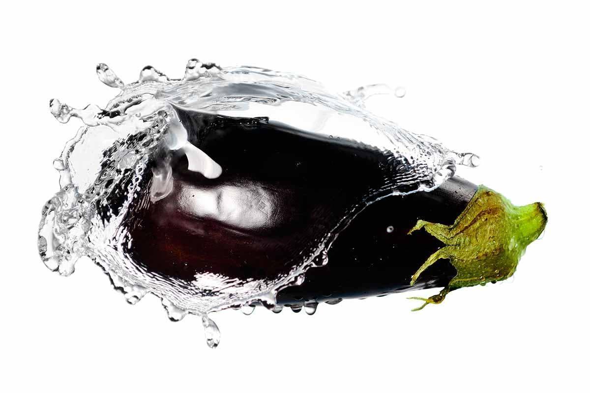 agua de berinjela