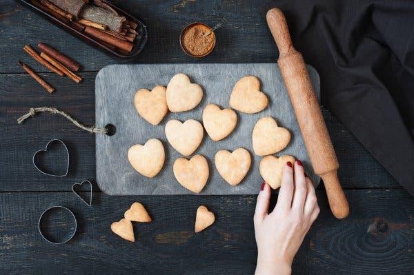 biscoitos dia dos namorados