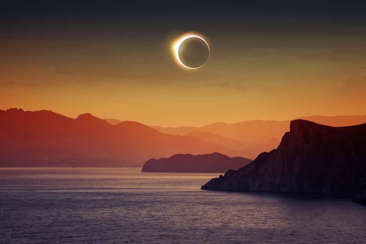 eclipse do sol