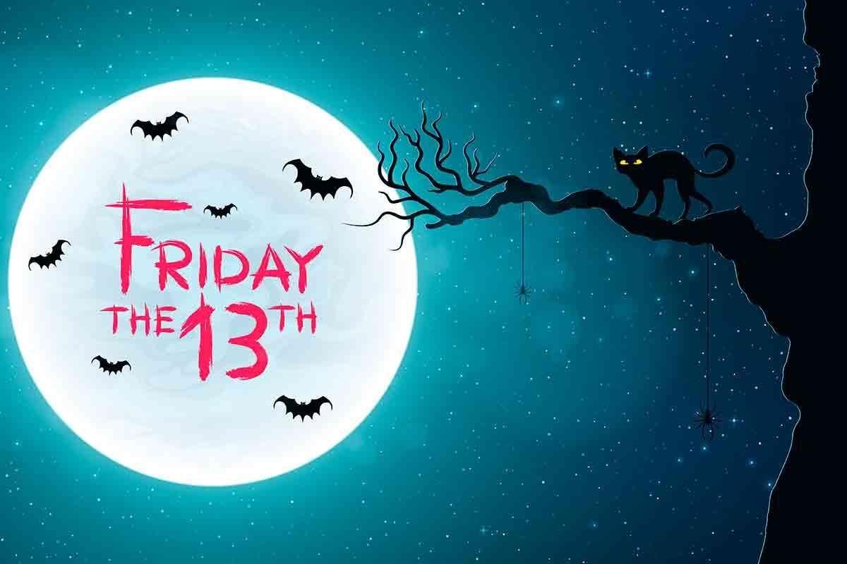lua cheia de sexta-feira 13