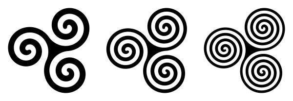 triplo círculo