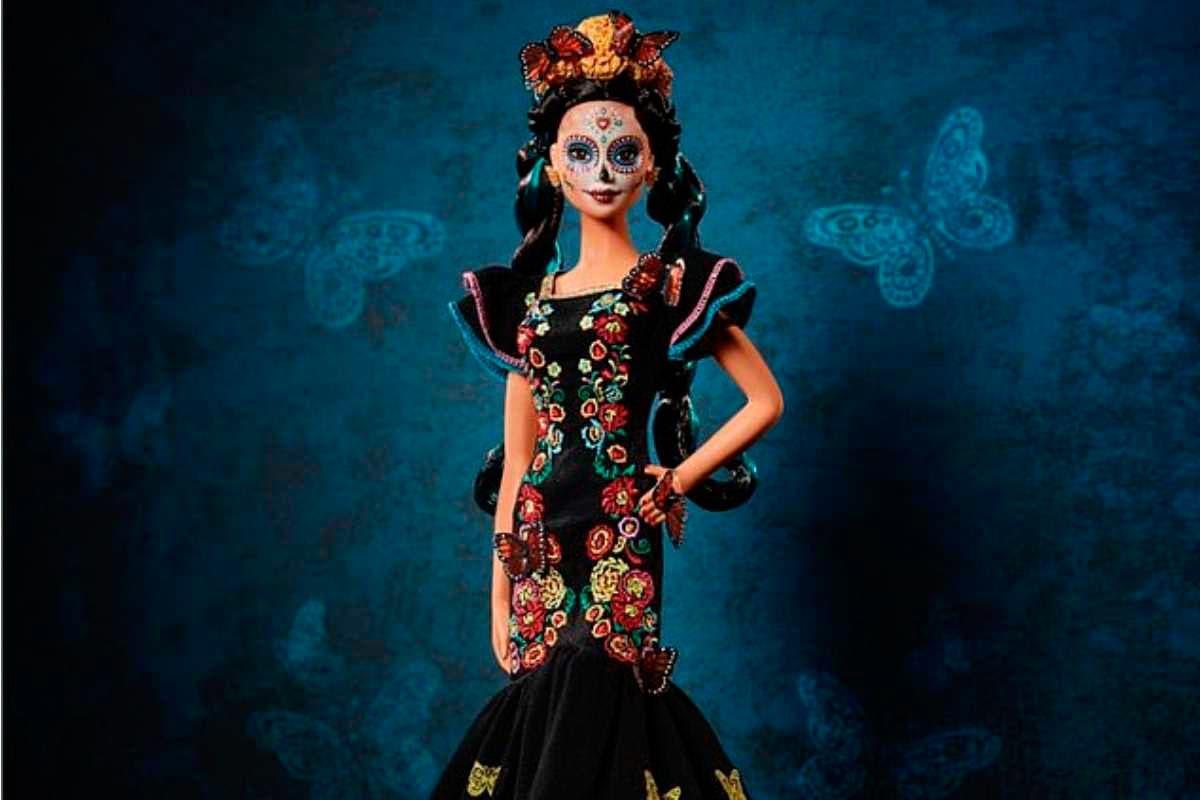 Barbie Dia dos Mortos