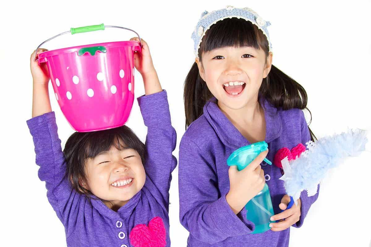 limpeza Japão