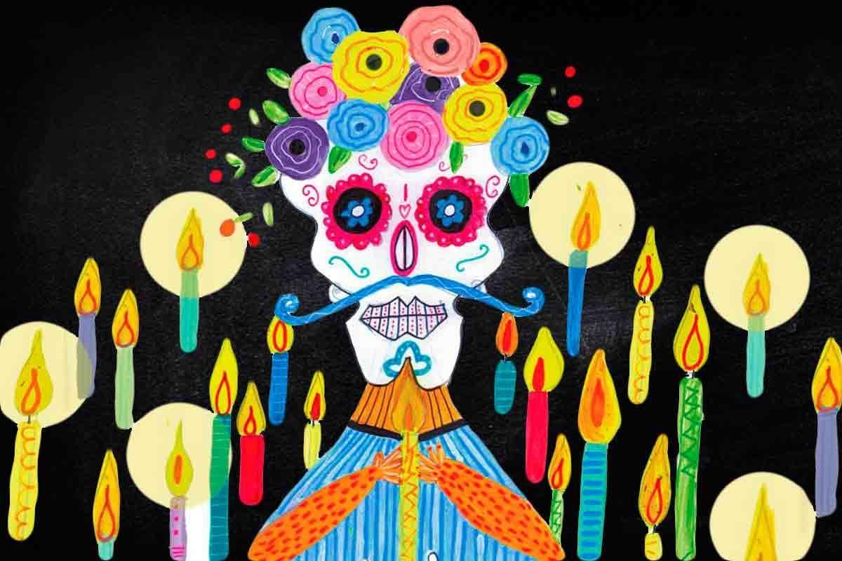 dia dos mortos mexico