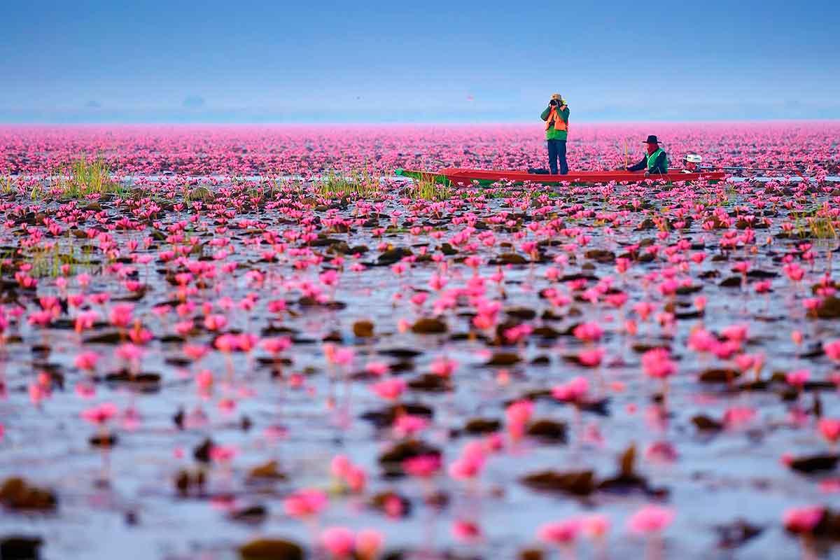 Lago Nong Han