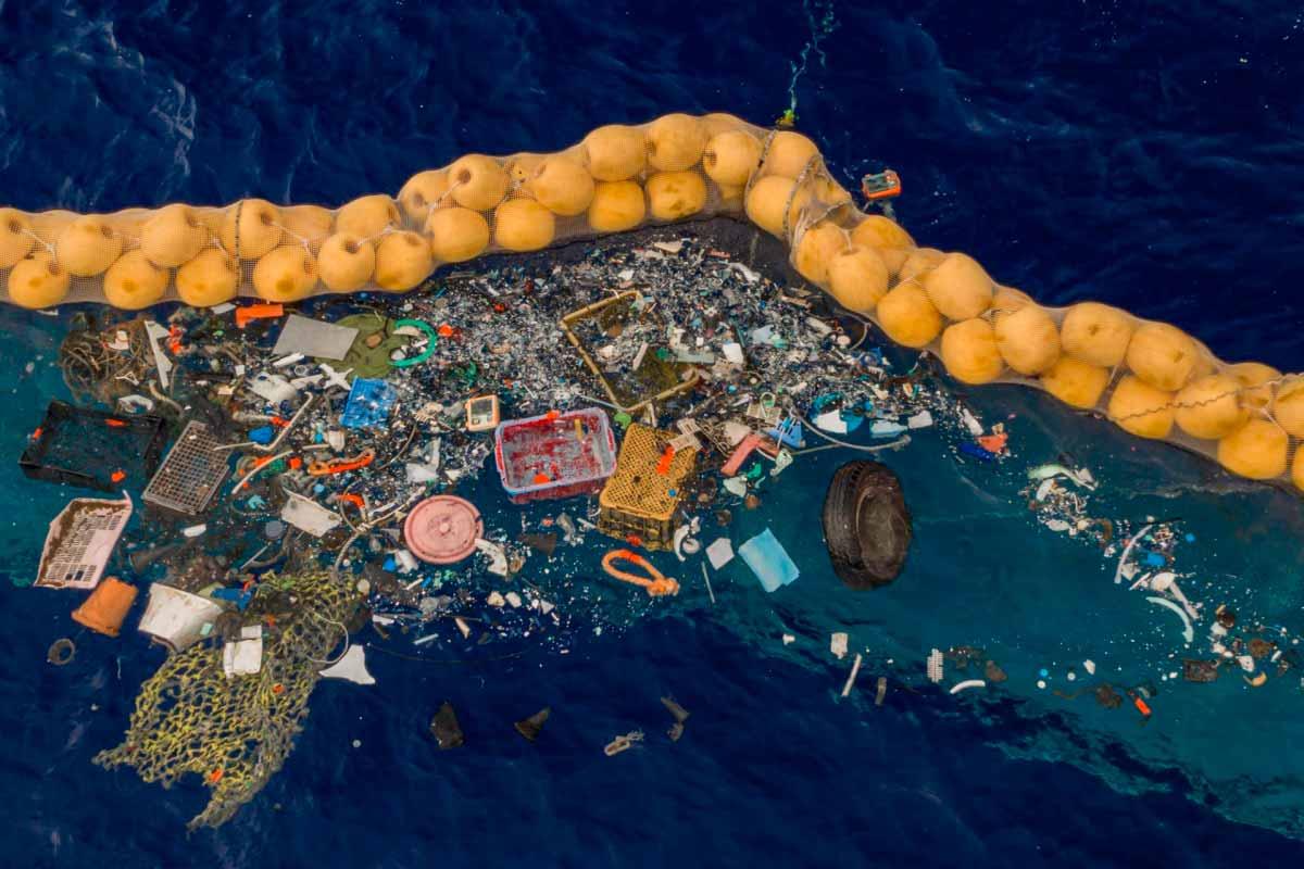 Ocean CleanUp Array