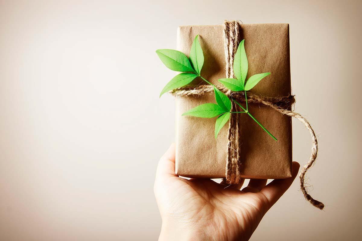 Embalagem de presente