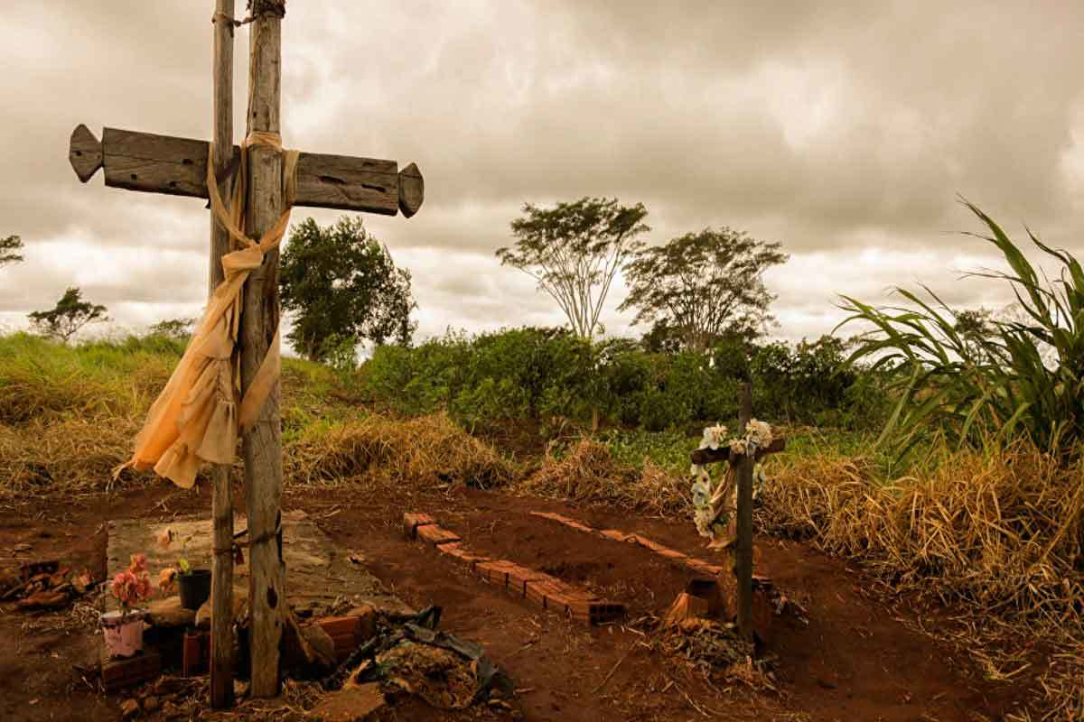morte de indígenas