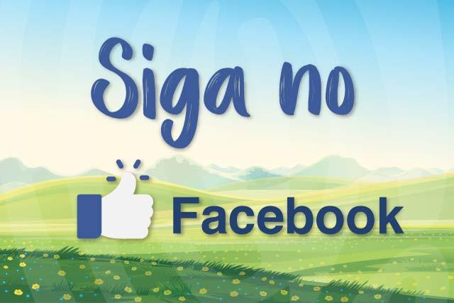 Você está no Facebook?