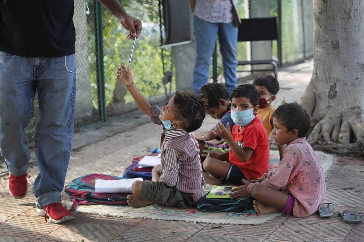 india-pandemia-criancas