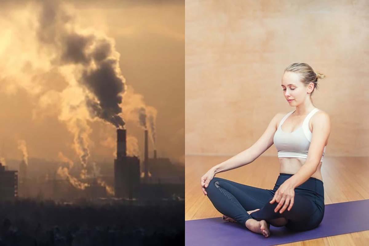 yoga-poluicao
