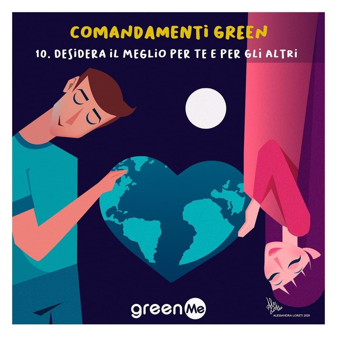 Mandamentos Verdes