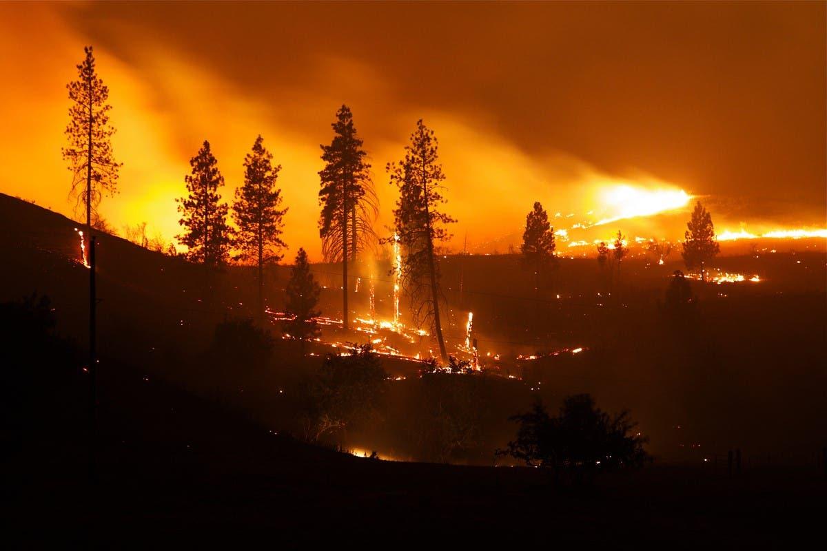 california-incendi-clima