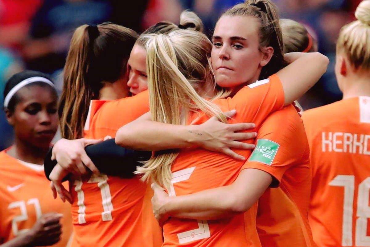 futebol feminina