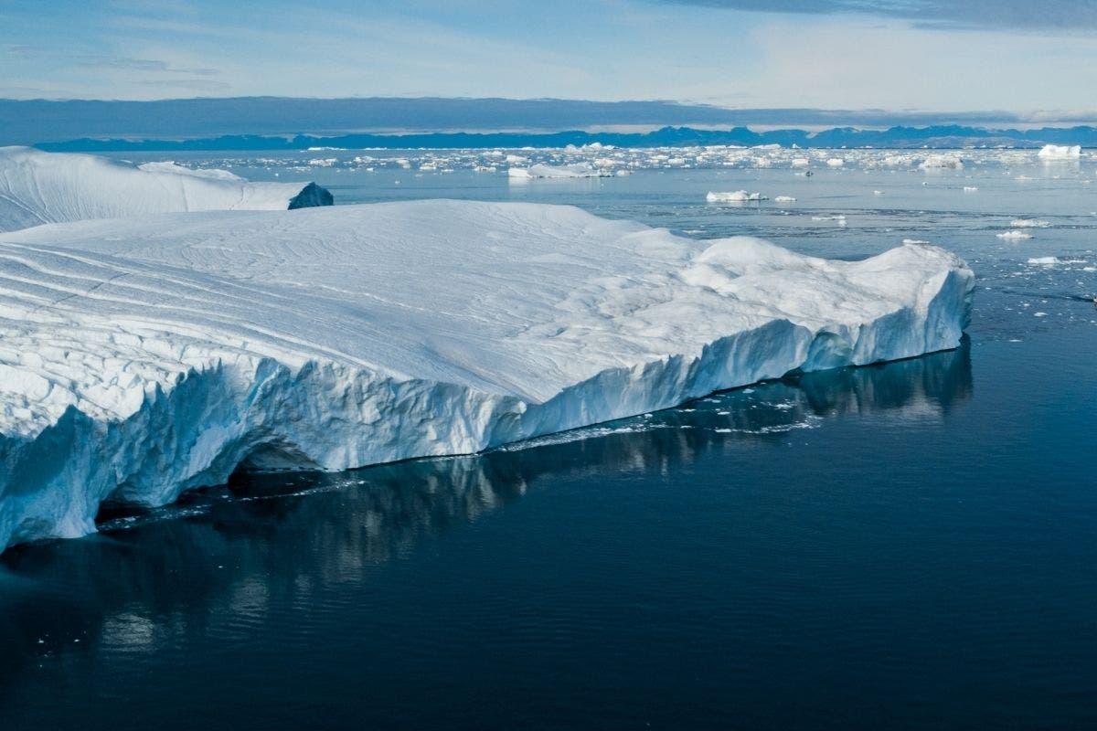 geleiras Groenlândia