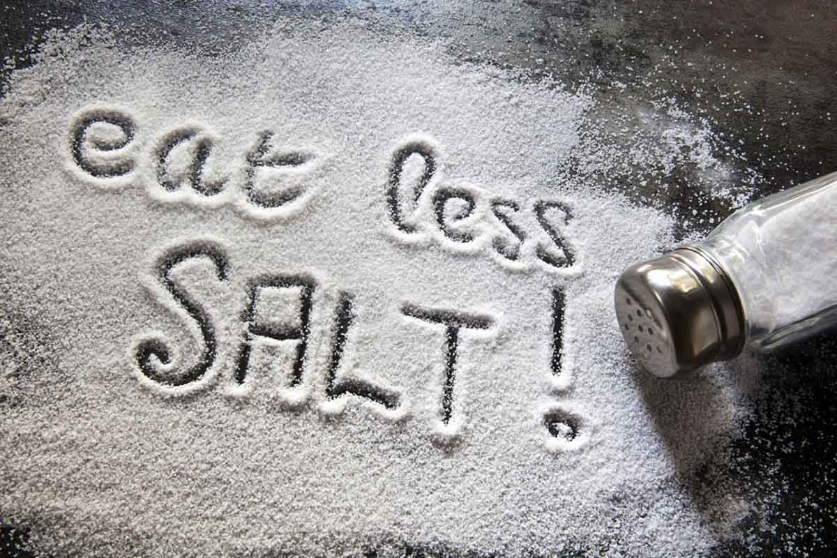 pressao sal