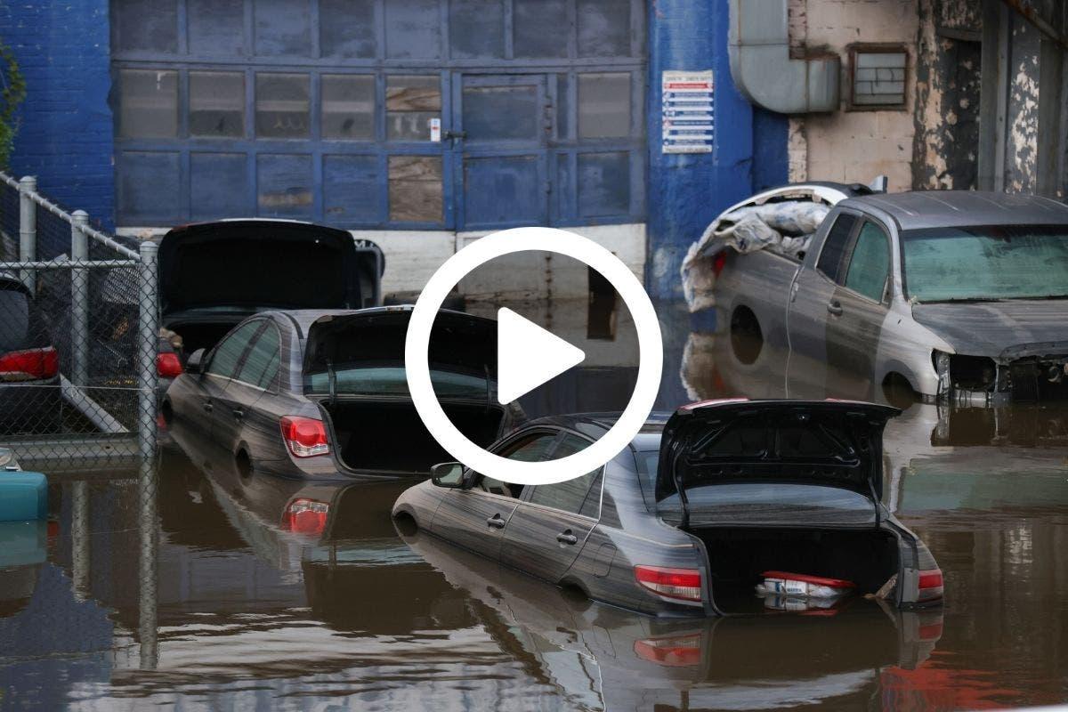 uragano new york