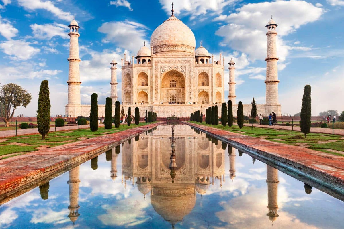 Taj-Mahal-in-Indien