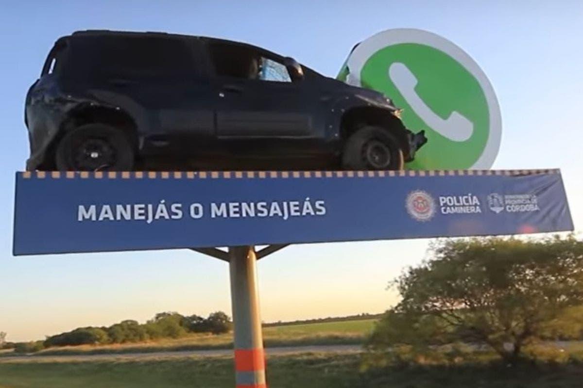 campagna guida sicura argentina