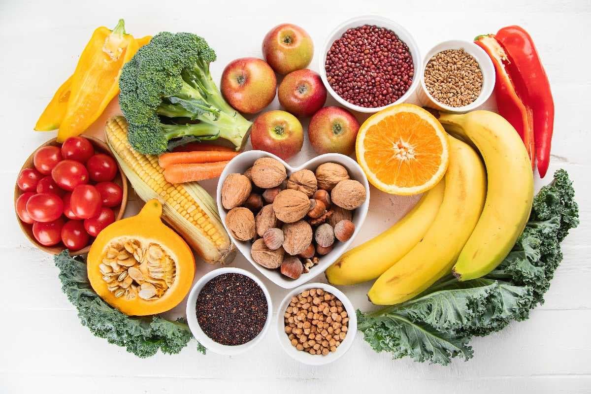 Cibi antiossidanti